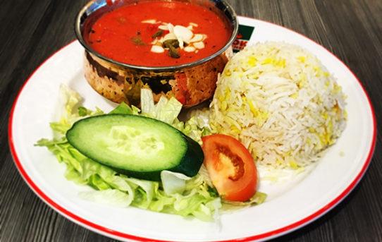 Wok & Curry