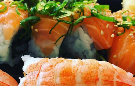 Sushi Maniac
